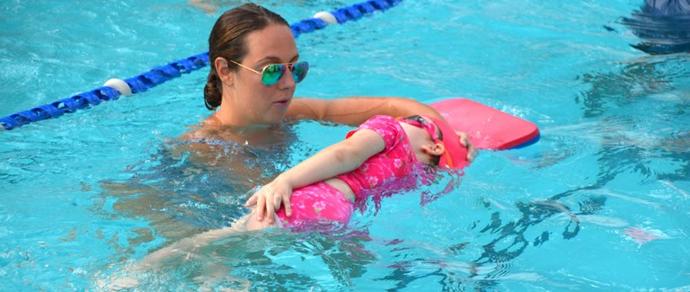 Kids Swimming Lessons Brisbane