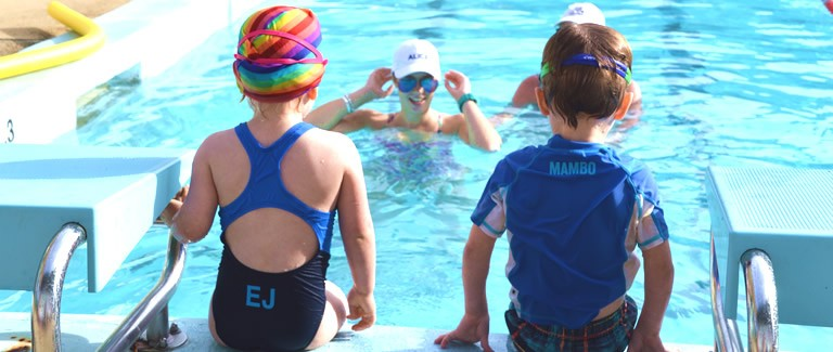 Toddler Swimming Lessons Brisbane