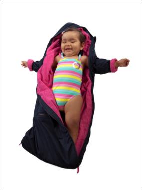 Baby Swim Parka